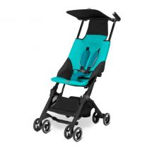 GB GOOD BABY POCKIT CAPRI BLUE