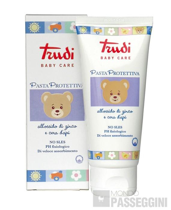 Trudi baby care pasta protettiva all 39 ossido di zinco per - Cambio pannolino in bagno ...