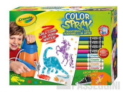 CRAYOLA COLOR SPRAY 04-8738
