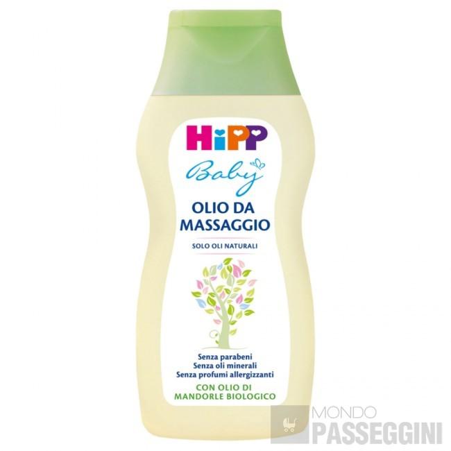 Hipp baby olio da massaggio 200ml mondo passeggini - Olio bagno neonato ...