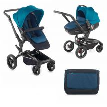 JANE DUO RIDER MATRIX LIGHT 2016 S46 TEAL