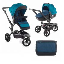 JANE  DUO TRIDER MATRIX LIGHT 2016 S46 TEAL