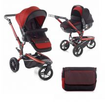 JANE DUO TRIDER MATRIX LIGHT 2016 S53 RED