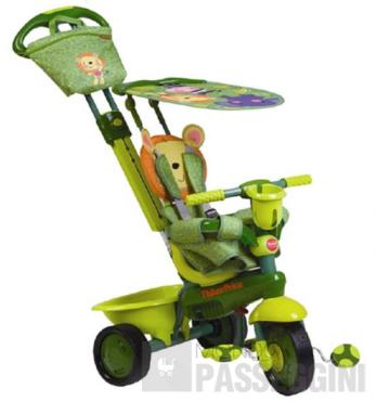 FISHER-PRICE TRICICLO ROYAL VERDE 1570033