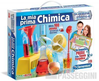 CLEMENTONI LA MIA PRIMA CHIMICA 12800