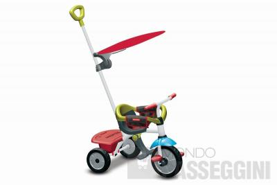 FISHER PRICE TRICICLO JOLLY PLUS