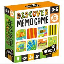 HEADU DISCOVER MEMO GAME