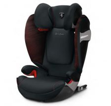 CYBEX SEGGIOLINO SOLUTION S-FIX SCUDERIA FERRARI