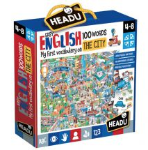 HEADU EASY ENGLISH 100 WORDS CITY