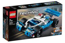 LEGO TECHNIC INSEGUIMENTO DELLA POLIZIA 42091