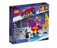 LEGO MOVIE ECCO A VOI LA REGINA WELLO KE WUOGLIO 70824