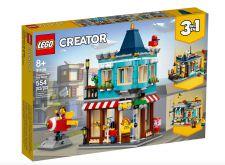 LEGO  NEGOZIO DI GIOCATTOLI 31105