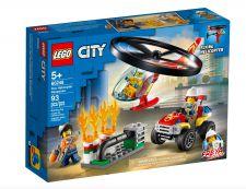 LEGO ELICOTTERO DEI POMPIERI 60248