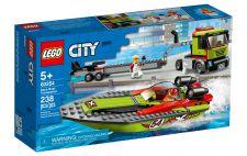 LEGO TRASPORTATORE DI MOTOSCAFI 60254