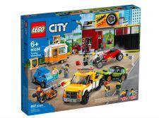 LEGO AUTOFFICINA 60258