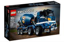 LEGO  BETONIERA 42112