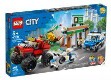 LEGO RAPINA SUL MONSTER TRUCK 60245