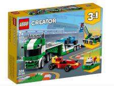 LEGO TRASPORTATORE DI AUTO DA CORSA 31113