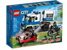 LEGO TRASPORTO DEI PRIGIONIERI DELLA PO 60276