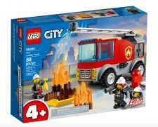 LEGO AUTOPOMPA CON SCALA 60280