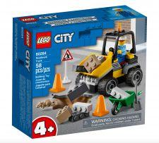 LEGO RUSPA DA CANTIERE 60284