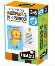 HEADU FLASHCARDS FILASTROCCHE CON GLI