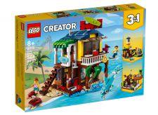 LEGO SURFER BEACH HOUSE 31118