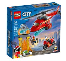 LEGO ELICOTTERO ANTINCENDIO 60281