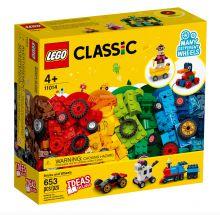 LEGO MATTONCINI E RUOTE 11014