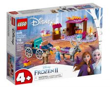 LEGO L'AVVENTURA SUL CARRO DI ELSA 41166