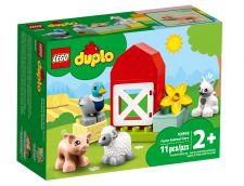 LEGO DUPLO GLI ANIMALI DELLA FATTORIA 10949