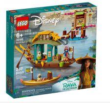 LEGO  BARCA DI BOUN 43185