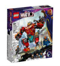 LEGO MARVEL SAKAARIANO DI TONY STARK 76194