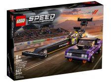 LEGO SPEED MOPAR DODGE DRAGSTER 76904