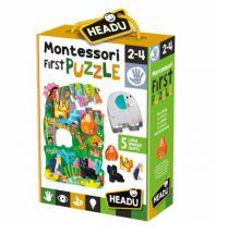 HEADU FIRST PUZZLE THE JUNGLE IT22380