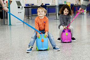 Trolley Bambini omologati bagaglio a mano